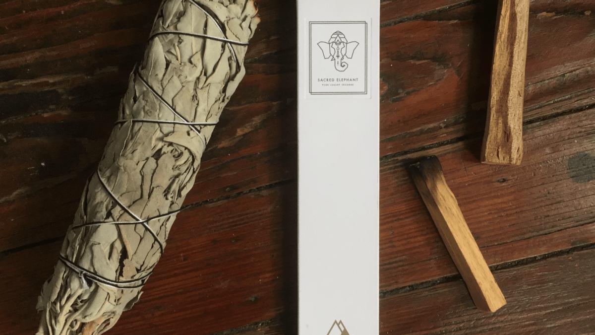 Difference Between Palo Santo, Sage, & Incense | Frik-Shuhn